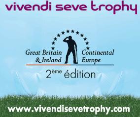 2ème édition du Vivendi Seve Trophy