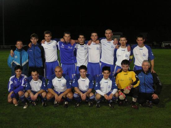 équipe 2  2008/2009