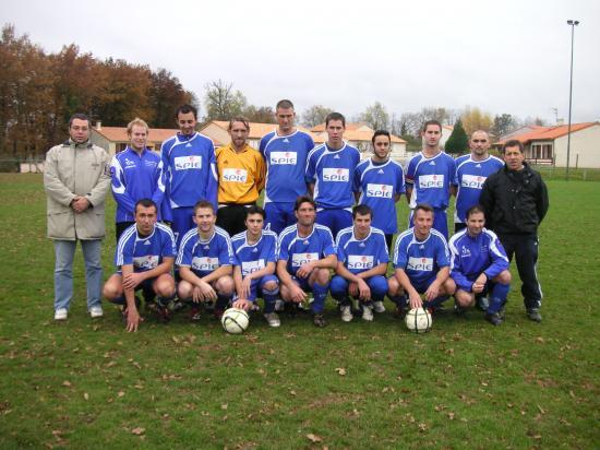 équipe 3  2008/2009