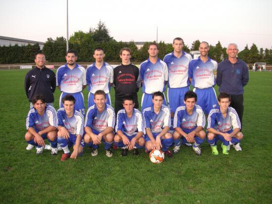 équipe 2  2009/2010