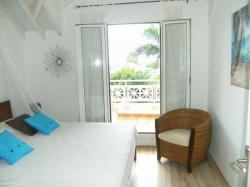 Chambre 2 avec balcon Vue sur Mer