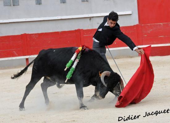 Alejandro de Benito et le N° 940