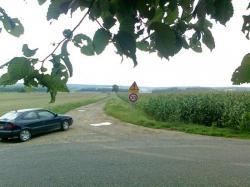 VRCK entre D39-Gruyères etD34 Fagnon