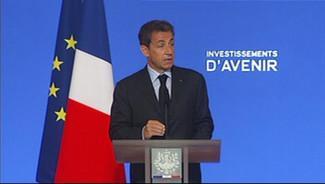 News Sarkozy veut jouer l'unité française autour de l'euro