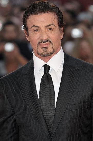 Sylvester Stallone acteur meilleur americain