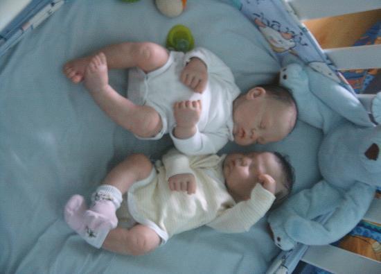 Lilian et Lilou