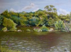 Au bord de Loire
