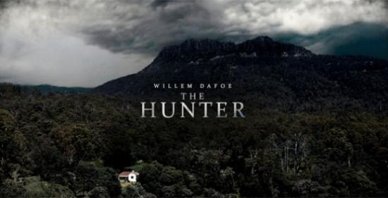 cryptozoologie cryptozoology cinéma tigre de tasmanie thylacine loup marsupial thylacinus cynocéphalus Willem Dafoe Sam Neill Frances O'Connor Daniel Nettheim film the hunter le chasseur 2011 Julia Leigh traque cryptide Alice Addison bande annonce