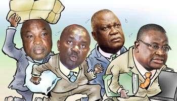 Pro-Gbagbos au Ghana