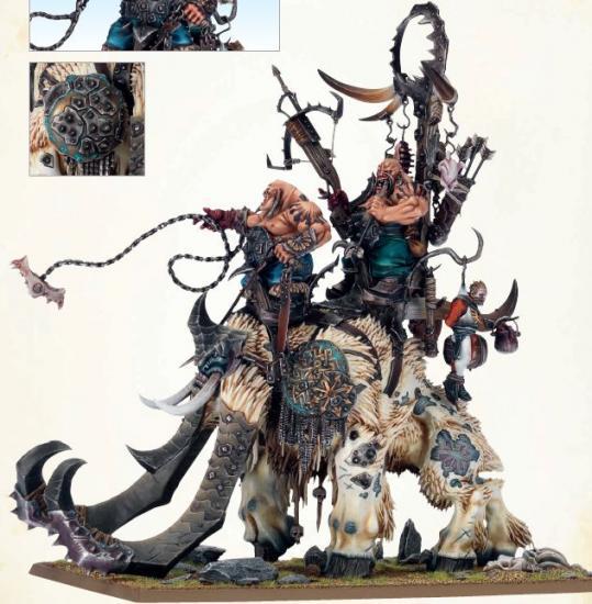 News Warhammer Battle Chasseurs-Yeti