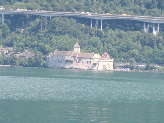 Le chateau de Chillon