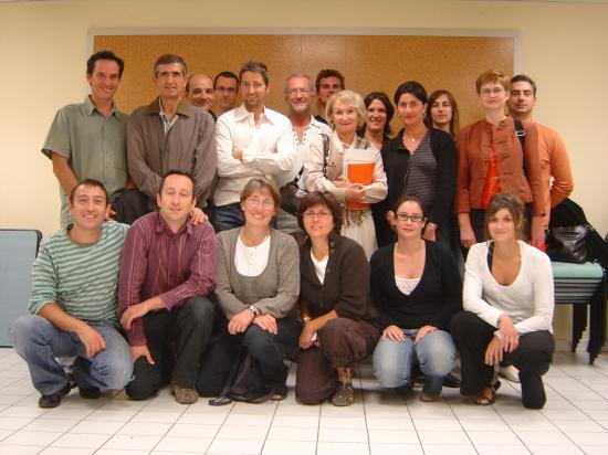 Photo de la réunion annuelle