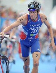 Daid Hauss, un champion de classe internationale