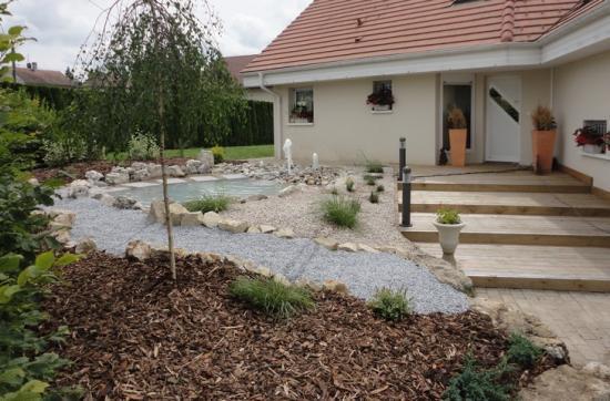 D co jardin dans une maison 36 toulouse jardin des for Maison du luxembourg restaurant