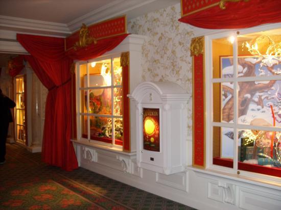 La boutique du Disneyland Hotel