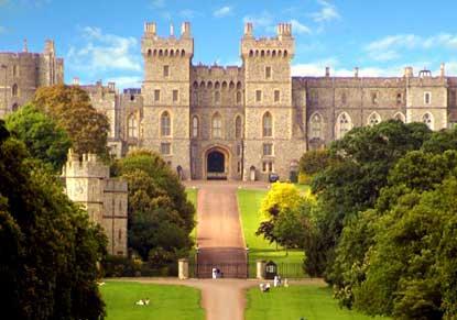 A-of Windsor Castle Windsor Castle