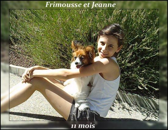frimousse 11 mois
