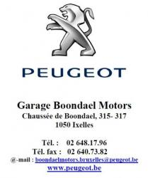 Peugeot Boondael