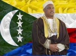 Président Ikililou Dhoinine