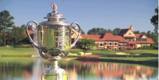 2ème tour du 93ème PGA Championship