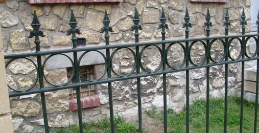 Portail Fer Forge Sur Mesure Ferronnerie Moderne Du Clermontois