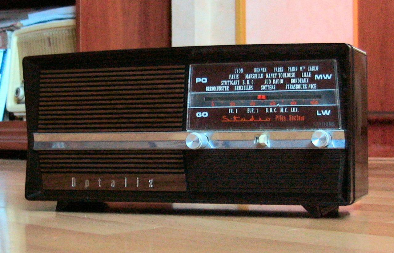 poste radio lw