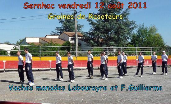 Sernhac 12 août 2011 GR
