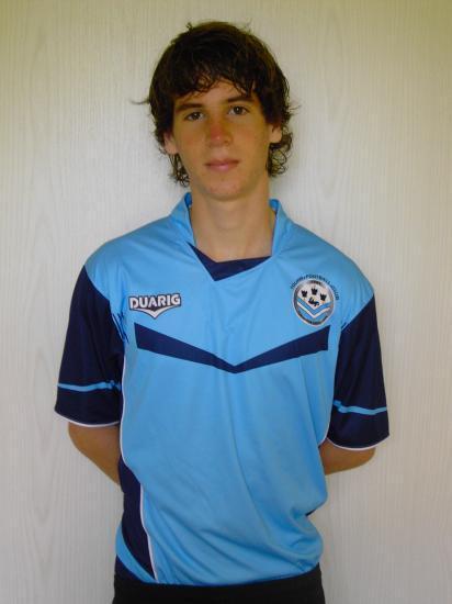 Simon FIVET - Tours FC Saison 2011/2012