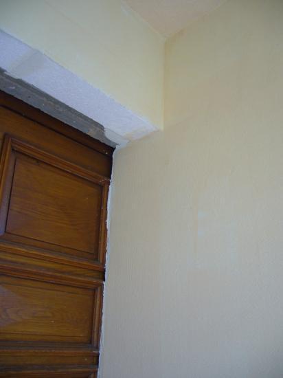 Photos des erreurs du chantier allofen fen tres portes - Porte fenetre seuil plat ...