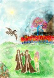 Image de couverture du premier tome.