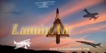 AvionLumin'Air Maquettes lampes design en pierre et bois
