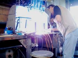 fabrication des éléments métalliques