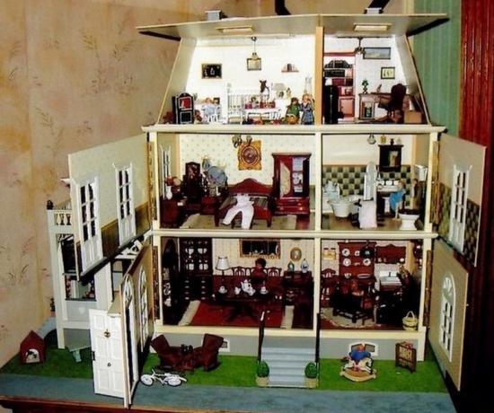 cuisine victorienne. Black Bedroom Furniture Sets. Home Design Ideas
