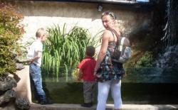 Notre visite à l'aquarium du Bugue