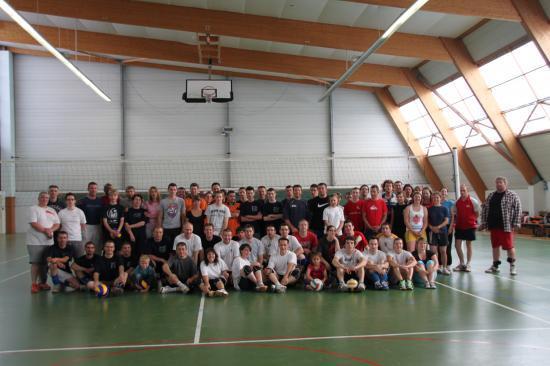 Neubourg volley ball for Piscine neubourg