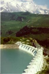 Barrage de la Girotte