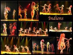 danseuses indiennes