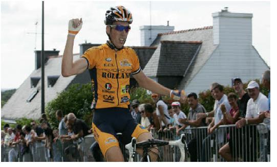 Le Roux Vainqueur de l'édition du 15 Août 2011