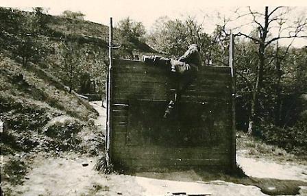 para belge obstacles 1954