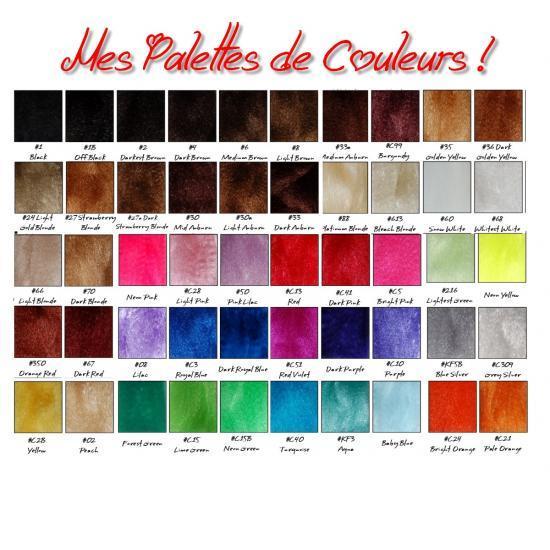 Palette de couleur - Palette de couleur html ...