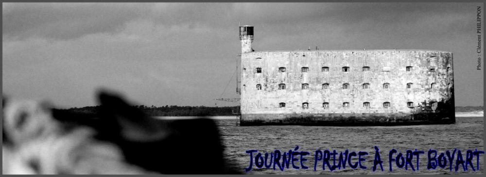 La Journée Prince à Fort Boyard - C.Philippon - Chacal Prod