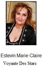 Marie Claire Estevin Voyante medium