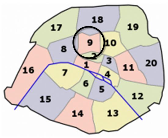 9ème Arrondissement