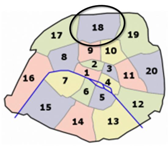 18ème Arrondissement