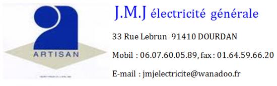 JMJ Electricité Générale