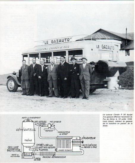 Autocar Citröen P 36
