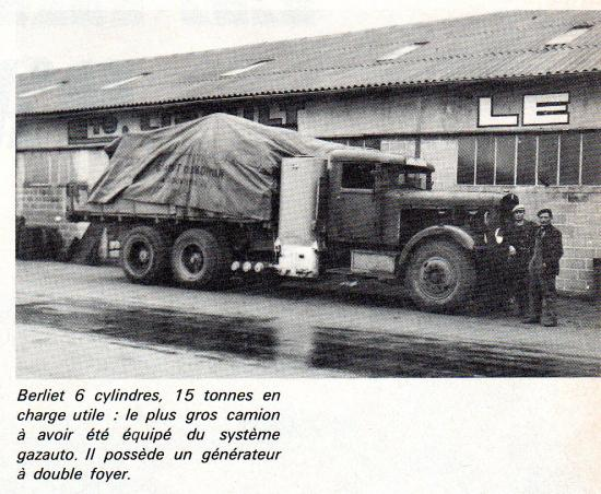 Berliet 6 cylindres
