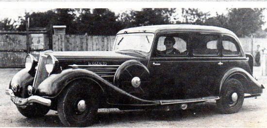 Renault Nervastella 1937