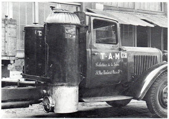 Camion Citröen P 45