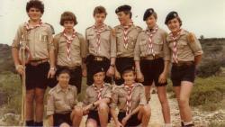 Patrouille du Léopard 1983-1984